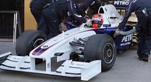 MOTOR-RACING/BMW