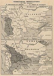 fronteras-de-los-balcanes-tras-la-primera-y-segunda-guerra-de-los-balcanes