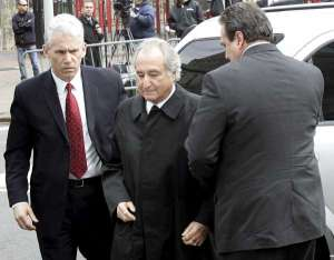 Bernard Madoff, de 71 años, ha sido condenado a 150. Foto de Archivo