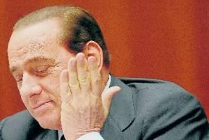 Silvio Berlusconi, el pasado 18 de junio durante la cumbre de la Unión Europea en Bruselas. - BENOIT DOPPAGNE/EFE
