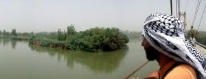 El Éufrates, río de la discordia. Mr. Theklan (Flickr)