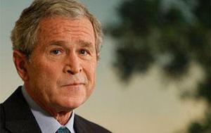 El ex presidente de los Estados Unidos, George W. Bush. REUTERS