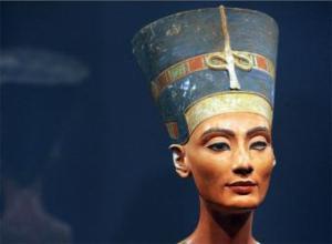 Busto de Nefertiti- AFP