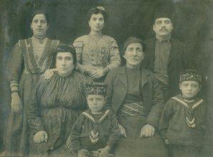 Familia siria