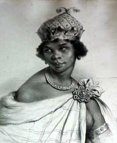 Reina Zingua de Angola