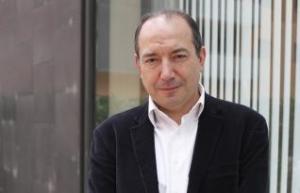 Vicent Sanchis, periodista valenciano afincado en Barcelona.  Levante-EMV