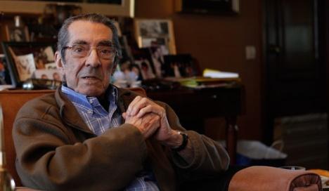 El reportero Enrique Meneses, en 2011. / MOKHTAR ATITAR