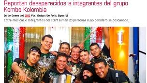 La noticia del secuestro ocupó las primeras planas en México.
