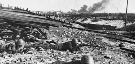 frente de Stalingrado, 1942