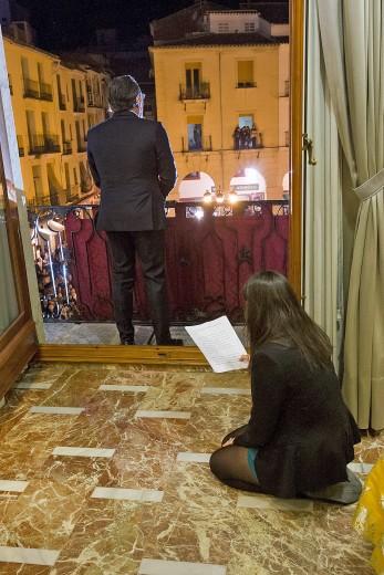 La foto que ha molestado a Torró