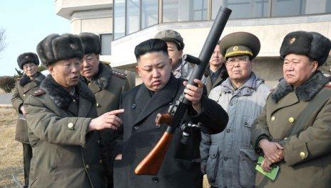 Líder norcoreano Kim Jong-un