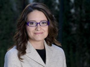 La diputada de Compromís Mónica Oltra.