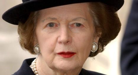Autor: EFEFotografía de archivo tomada el 19 de abril del 2002 que muestra a la baronesa Margaret Thatcher durante el funeral de la princesa Margarita en Westmister Abbey en Londres (Reino Unido).