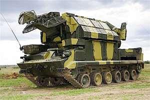Imagen de un Tor-M1 como los comprados por Irán. (Foto: AFP)