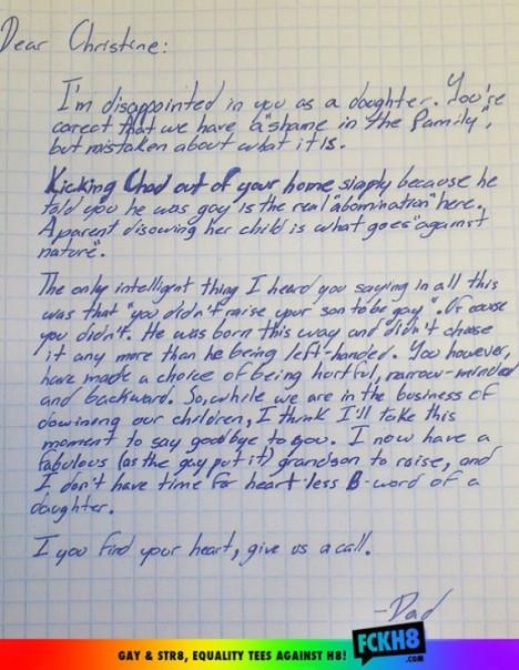Original de la carta.