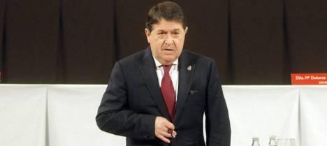 El expresidente de la Generalitat, José Luis Olivas. (EFE)