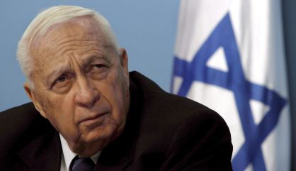 Ariel Sharon en 2005. / JIM HOLLANDER (EFE)