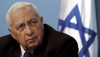Ariel Sharon en 2005. / JIM HOLLANDER (EFE)