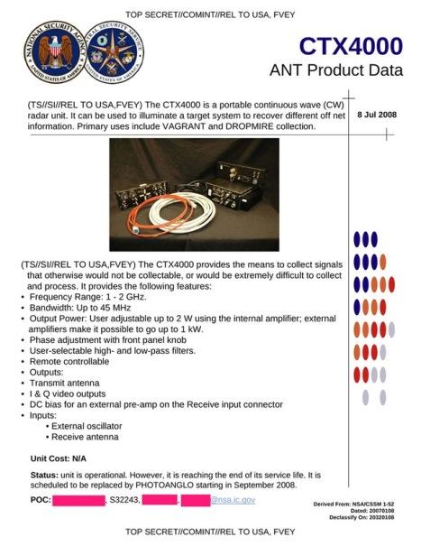 La NSA y Chávez