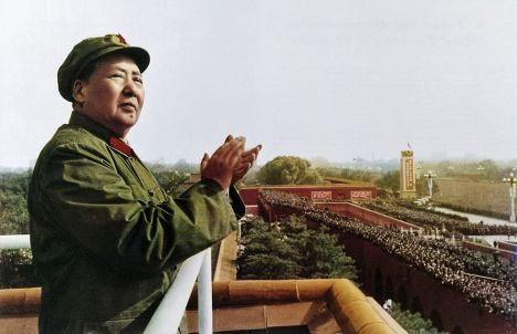 Mazo Zedong. / Sovfoto (Getty)