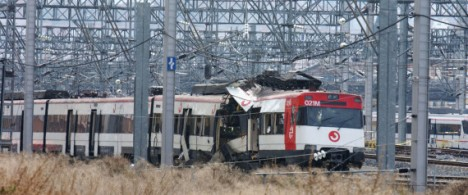Madrid Train Blasts Cause Devastation