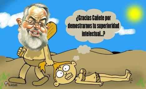 Comentarios en medios públicos como los de Cañete (PP) generan odio pero no alentan al asesinato.