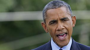 La postura del presidente de Estados Unidos, Barack Obama, influye en la Unión Europea.
