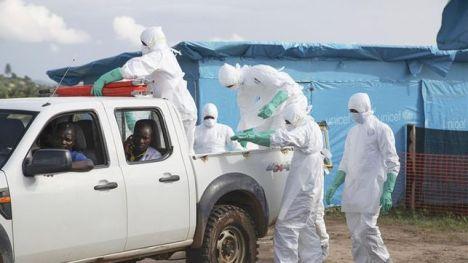 Ìmagen de archivo: Liberia cierra parte de sus fronteras para frenar el virus del Ébola/ Efe