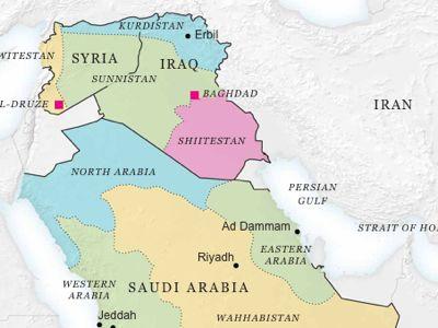 El rediseño del Medio Oriente según Robin Wright