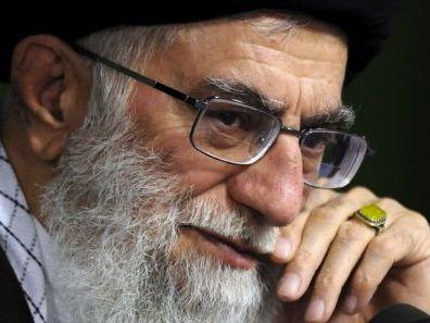 Líder Supremo de la Revolución Islámica.