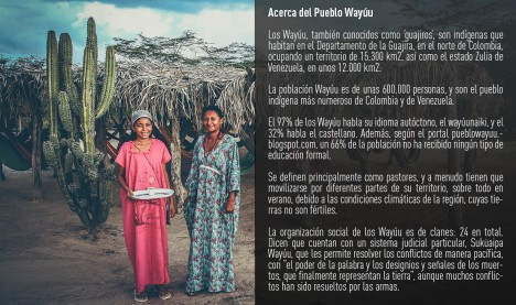 Rancheria Wayuu