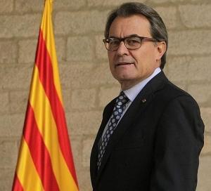 El president de la Generalitat en funciones, Artur Mas. / Efe