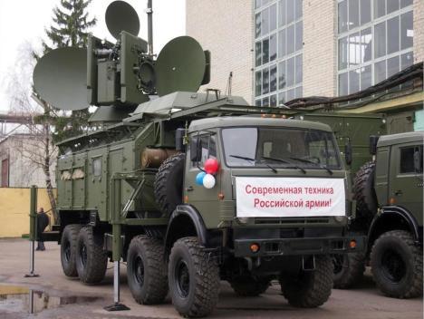 El Krasukha-4. (Foto: armyrecognition.com)