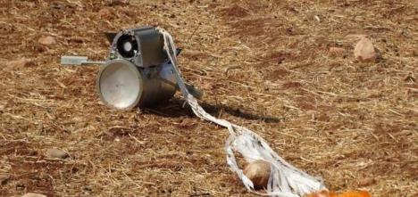 Las bombas de racimo SPBE-D empleadas por primera vez por Rusia en Siria. (Foto: Armament Research)