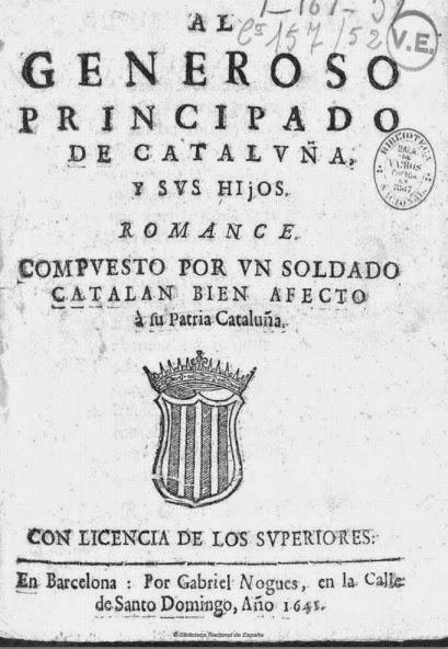 cataluña principado