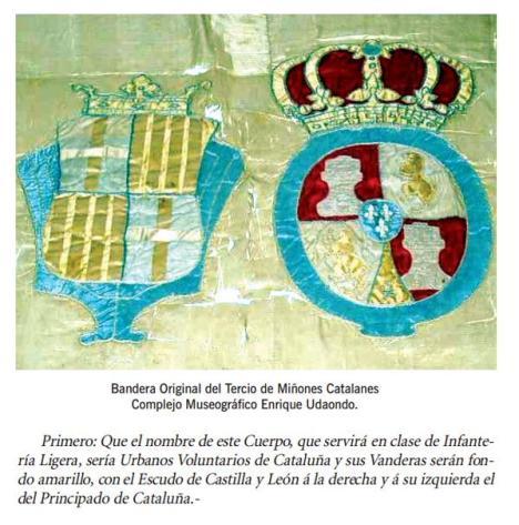 Fragmento de la solicitud de catalanes presentada a Liniers