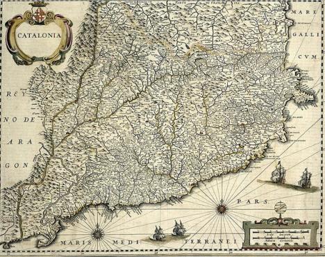 Representación del Principado, 1640